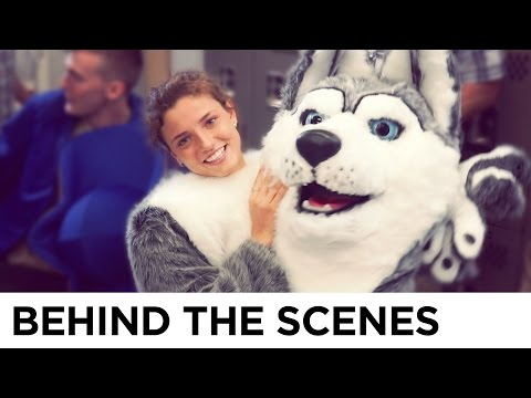 Mascot Dance Battle  Behind the Scenes