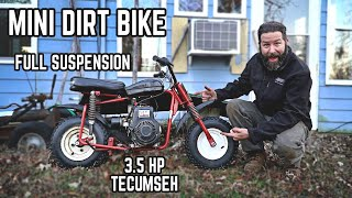 $250 Manco Thunderbird Mini Bike Revival | The BEST Bang for Buck Mini Bike Project!
