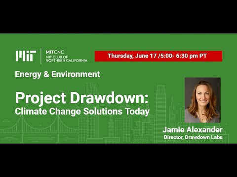 Project Drawdown: Climate Change Solutions Today