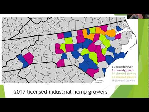 The Business of Hemp – An Introduction to the NC Industrial Hemp Industry