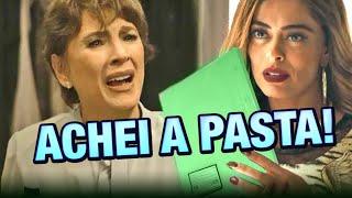 """""""A Dona Do Pedaço"""" - Beatriz encontra DOCUMENTO, devolve á Maria e Fabiana perde a Fábrica!"""