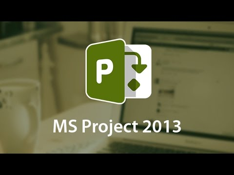 MS Project 2013 - Viewing and Reporting Project Information