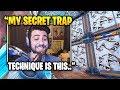 SypherPK Finally Explains His *SECRET* Trap Technique | Fortnite Daily Funny Moments Ep.329