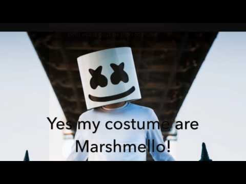 Marshmello Costume!