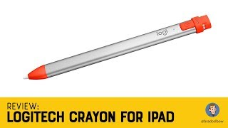 Logitech Crayon for the iPad Review