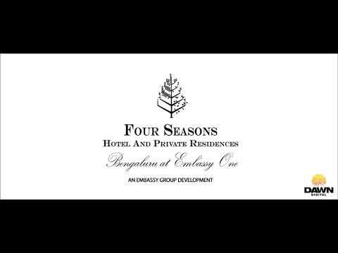 Embassy Four Seasons Embassy One Virtual Tour Private Residences Hebbal Bengaluru