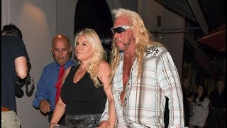 Dog the Bounty Hunter Wife Beth Chapman Diagnosed With Throat Cancer