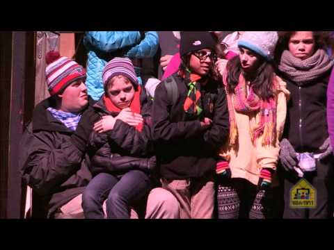 Burncoat Theater presents - The Snow Angel
