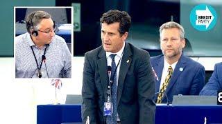 Are you prepared to jeopardise NATO? Brexit MEP Robert Rowland asks LibDem MEP
