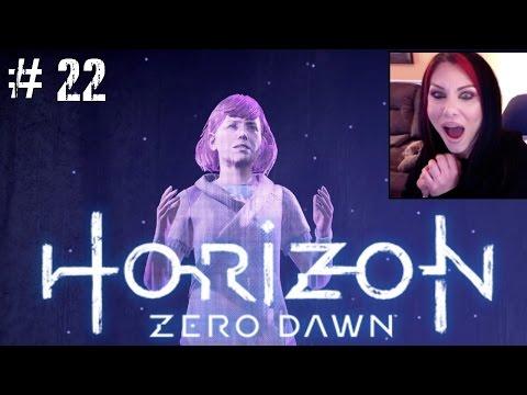 HORIZON ZERO DAWN WALKTHROUGH - ALOY LEARNS THE DEEP SECRETS OF THE EARTH - PART 22