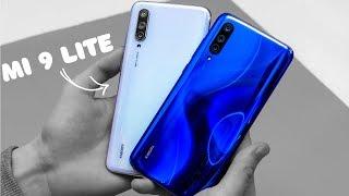 Xiaomi Mi 9 Lite - ТАКОГО МЫ НЕ ОЖИДАЛИ! / ОБЗОР