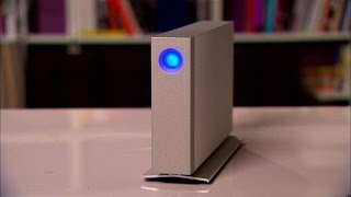 The LaCie D2 Thunderbolt 2 costs a lot of money