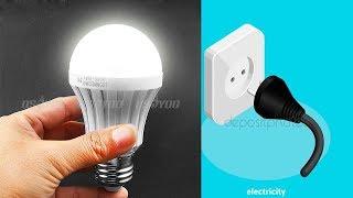 Download Video কারেন্ট চলে গেলে সাথে সাথেই জলবে আপনার ঘরের লাইট।How to make Emergency light use Two Point Zero LED MP3 3GP MP4