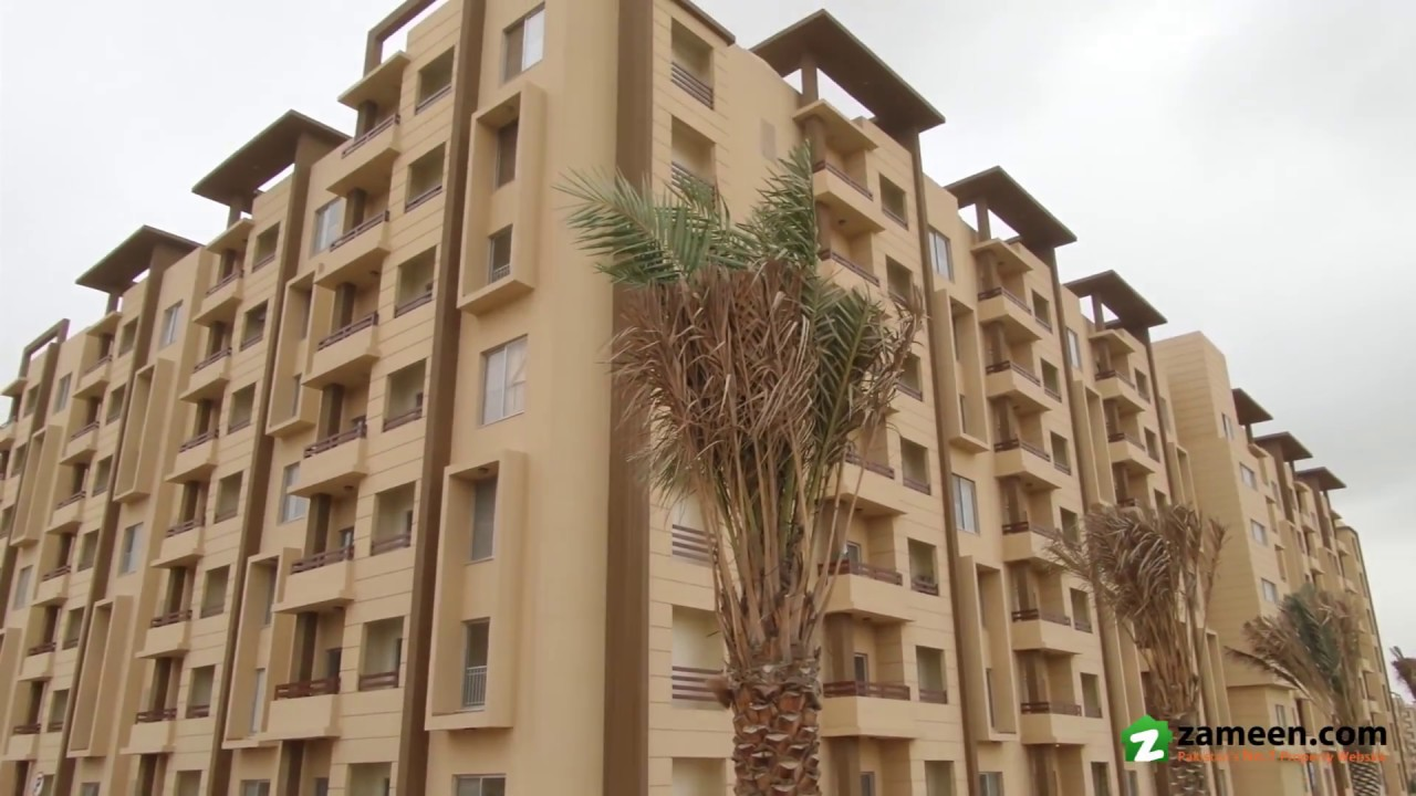 2 Bed Apartments Available For In Precinct 19 Bahria Apartment Town Karachi