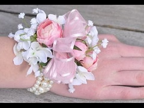 Light Pink Corsage Youtube