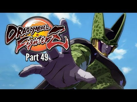 Let's Play Dragon Ball FighterZ-Part 49-Seperated Self