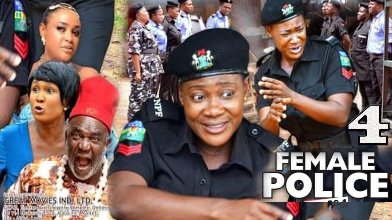 Download Female Police Season 4 - Mercy Johnson  New Movie  2019 Latest Nigerian Nollywood Movie