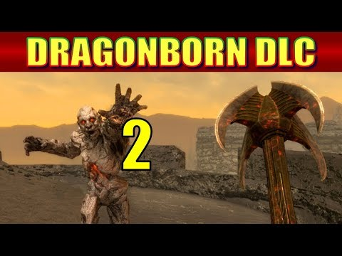 Skyrim Dragonborn DLC Walkthrough - Part 2, How to Get a Free Home in Raven Rock [2/3] thumbnail