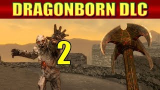 Skyrim Dragonborn DLC Walkthrough - Part 2, How to Get a Free Home in Raven Rock [2/3]