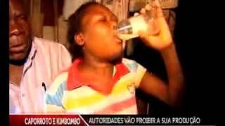 Bêbados em Luanda