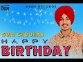 HAPPY BIRTHDAY | GURI CHOUHAN | HEMI RECORDS | OFFICIAL SONG 2019