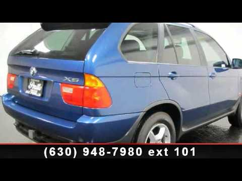 2003 bmw x5 series used preowned bmw chicago youtube. Black Bedroom Furniture Sets. Home Design Ideas