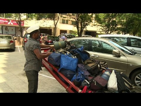 Variety the spice of life for Mumbai's tiffin carriers