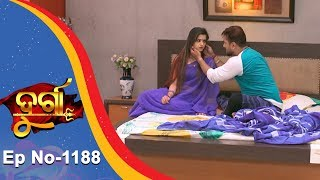 Durga | Full Ep 1188 | 28th Sept 2018 | Odia Serial - TarangTV