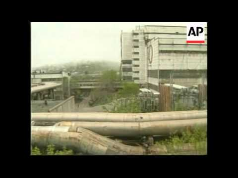 RUSSIA: VLADIVOSTOK: PROTESTS AGAINST REGION'S ENERGY CRISIS