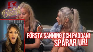 REAGERAR PÅ EX ON THE BEACH CELEBRITY | EP 7 *SPOILER*