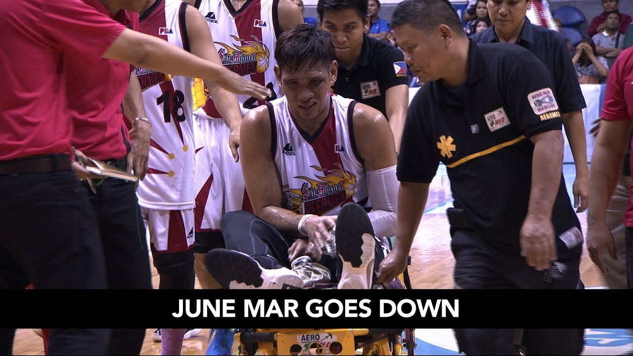 Download June Mar goes down | Philippine Cup 2015-2016