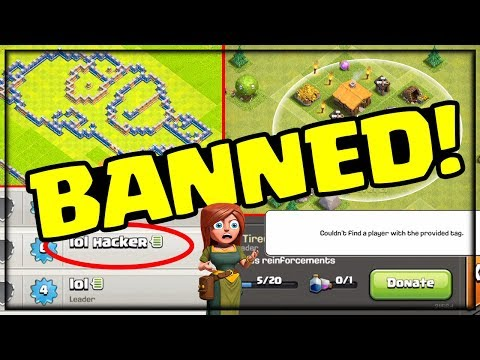 Strange BUT TRUE - BANNED From Clash Of Clans!