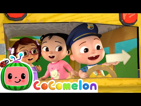 Learning Directions Song   CoComelon Nursery Rhymes & Kids Songs