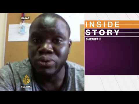 Inside Story   What's causing the unrest in Gambia  with Alieu Manjang