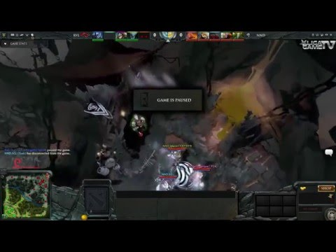 Dota 2 : NND vs RevivaL e-Sport @ Semifinal 1 AGES 2016 Indonesia Qualifier