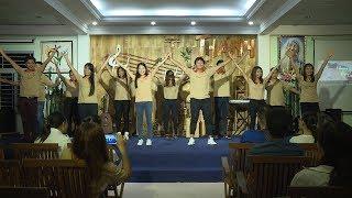 Cafe Thánh Ca 24 - Cử Điệu: Viên Đá Sống Động - Nhóm Sinh Động Viên Tân Hương