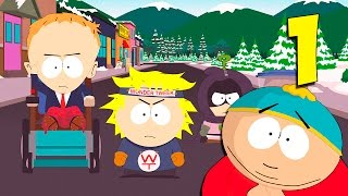 ПРИШЛО ВРЕМЯ СЫГРАТЬ В ИГРУ!!! -  стрим по South Park ★ 1