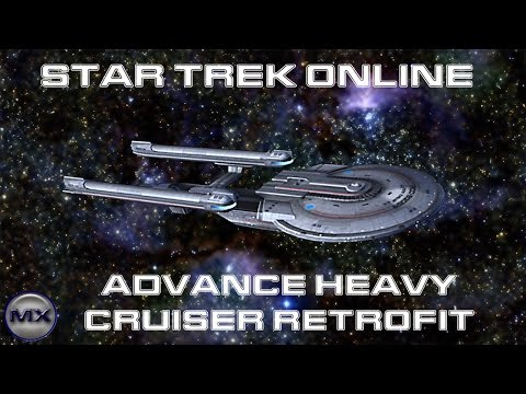 Star Trek Online: Advance Heavy Cruiser Retrofit [Excelsior] T5