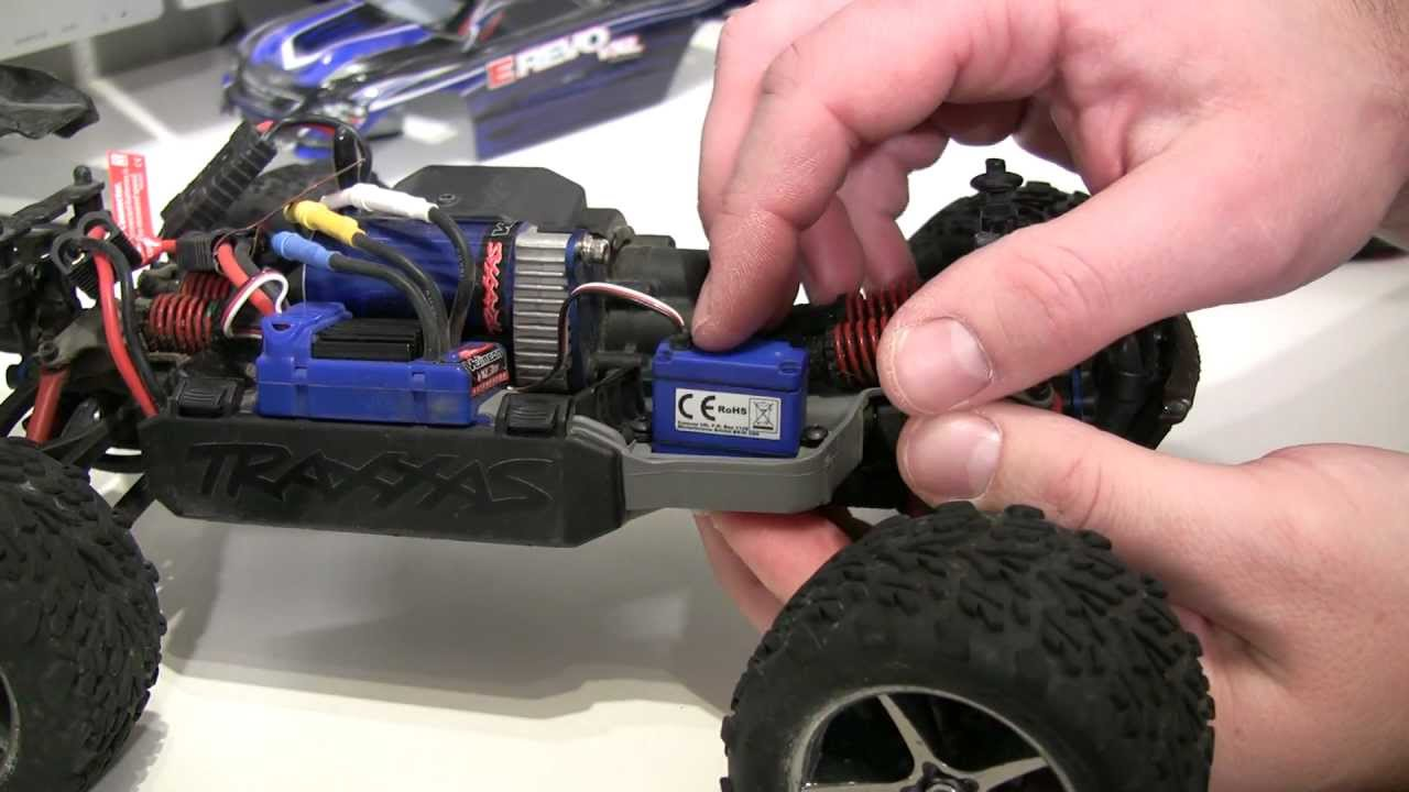 Summit Traxxas Servo Wiring Diagram Explained Diagrams Micro How To Replace The Gears On Youtube Rc