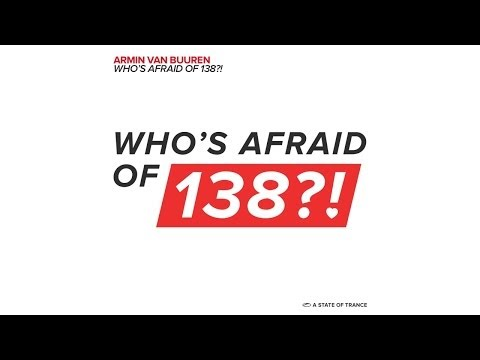 Armin van Buuren - Who's Afraid Of 138?! (Photographer Remix)