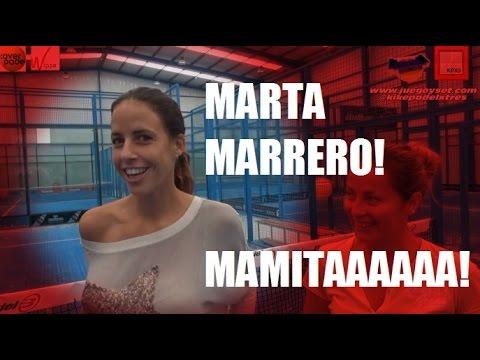 Padel Sexy Marta Marrero Y Su Transparencia Ta Buena Youtube