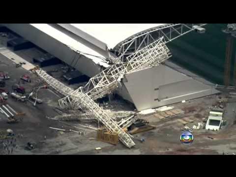 Acidente na Arena Corinthians