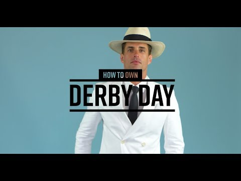 Derby Day Fashion For Men - What To Wear In 2018