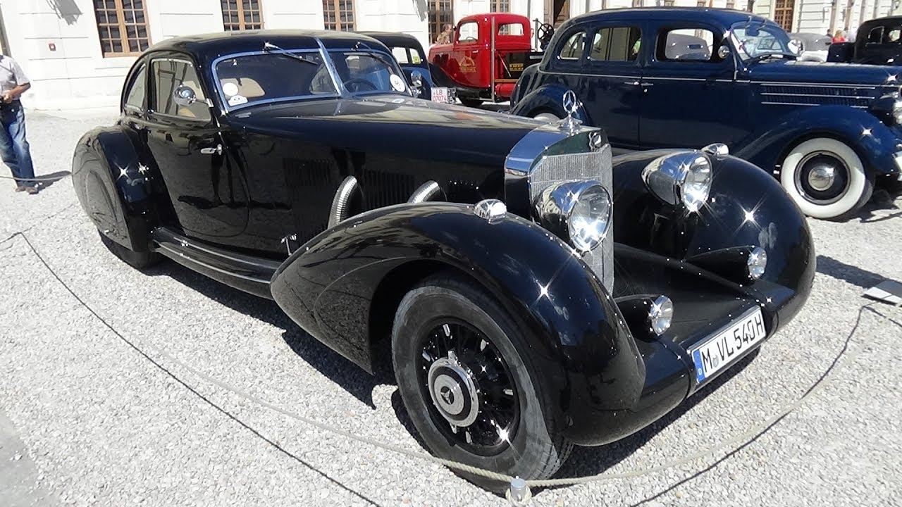 1936 mercedes benz 540 k autobahn cruiser retro classics. Black Bedroom Furniture Sets. Home Design Ideas