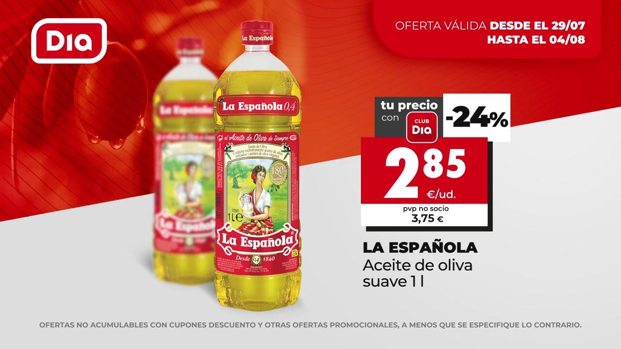 Oferta Aceite de oliva I DIA España