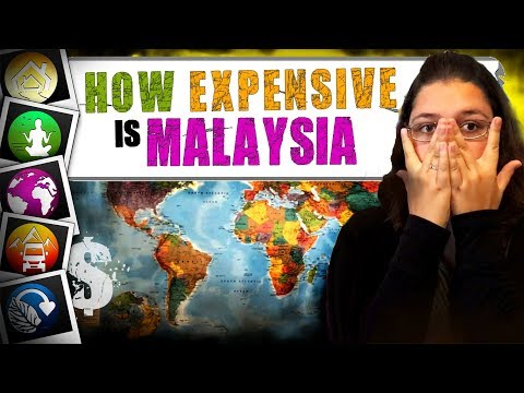 How Expensive is Malaysia?