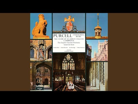 Purcell: Te Deum Laudamus And Jubilate Deo In D Major, Z.232 - Ed. Dennison - 3. Vouchsafe, O...