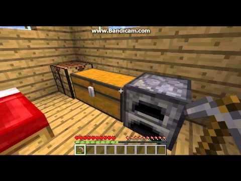 Lastra Di Legno Minecraft : Minecraft come craftare una porta di legno youtube