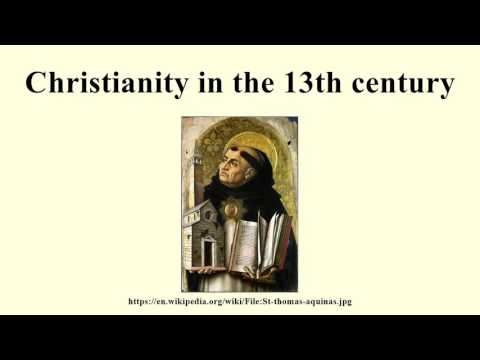 Christianity in the 13th century
