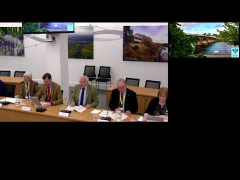 Strategic Policy and Resources Committee, Perth & Kinross Council - 18 April 2018